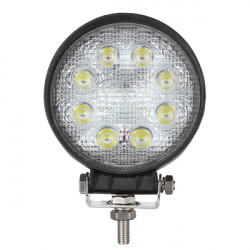 24W 8LED Spot work Lamp Light Offroads For Trailer Off Road Boat