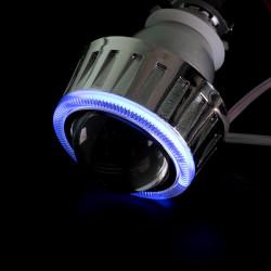 "2.8HQT 35W HID 2,8"" BiXenon Projektorns Lins Av Plast"