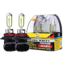 2st 9006 55W 3000K Golden Yellow Xenon HID Halogen Dimljus Glödlampor