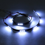 2x 15 LED Audi A5 Dag Running Strip SMD Ljus Lampa 30cm Bilbelysning