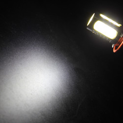 2x7.5W H8 H11 Car Vehicle LED Day Driving Fog Light Bulb Lamp