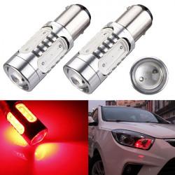 2 x BAY15D 1157 7.5W High Power Car Signal Tail LED Brake Light Lamps