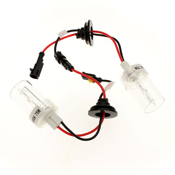2x Car 9006 75W HID Xenon Headlight Light Lamp Bulb Replacement New Car Lights