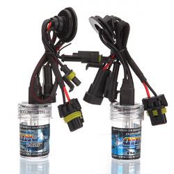 2x Car H10 35W HID Xenon Headlight Light Lamp Bulb Replacement New