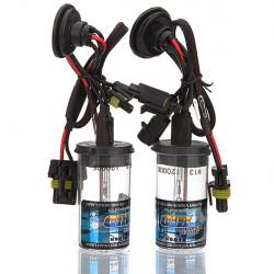 2x Auto H13 35W HID Xenon Scheinwerfer Lampe Lampenersatz New