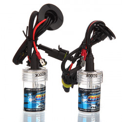 2x Car H1 35W HID Xenon Headlight Light Lamp Bulb Replacement New