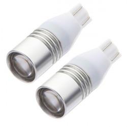 2 x High Power CREE Q5 7W LED T10 T15 W16W Backup Reverse Light Lamp