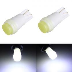 2 X Vit T10 High Power 168 194 Dome Karta Cargo LED-lampor