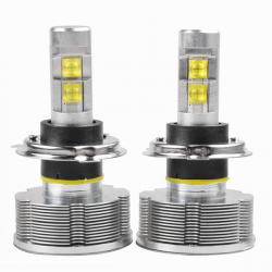 30W 3000LM Cree XML LED Car Headlight H4 H/L 9005 9006 6500K