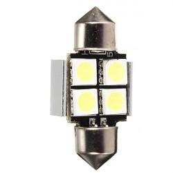 31MM 5050 4SMD Led Lys med Canbus Wiring System Og Radiator