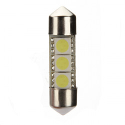 34mm 3SMD 5050 Honda/Acura Indicator Car Interior Wedge LED Bulb