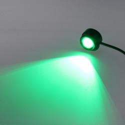 3W Car Fog Reverse Lamp Eagle Eye White Light Daytime Running Light