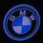 3W LED Projector Ghost Shadow Light Car Welcome Lights for BMW Car Lights