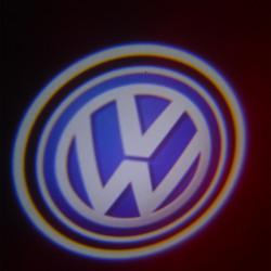 3W LED Projektor Geist Schatten Licht Auto Willkommens Lichter für VW