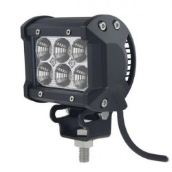 4 Inch 18W Cree LED Work Light Bar Lamp for Car Truck Off Road