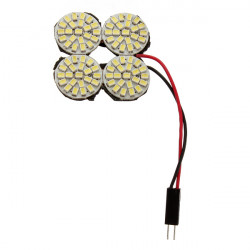 4W 12V 88 SMD Auto LED Beleuchtung Lampe Innenbeleuchtung Leuchtmittel New