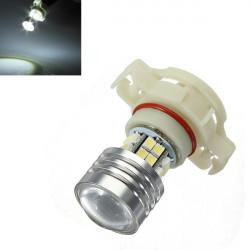 5202 5201 H16 LED 20SMD 500lm DRL Driving Fog Light Bulb White 3W 12V