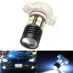 5202 5201 H16 LED SMD DRL Driving Fog Light Bulb 5W White 12V