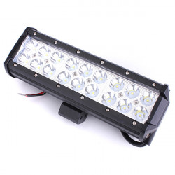 54W 18LEDs Car Work Light Bar Spotlight Weiß Projektor Lampen