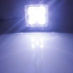 5W Car Truck SUV 5 LED Work Light Spot Beam White Lamp DC 12V-30V