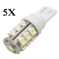 5X T10 13SMD 1210 LED Auto Anzeigelampen Innenbirnen