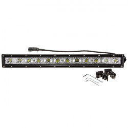 60W Spot LED Ljus Bar Arbetslampa Trailer Off Road Truck Båt 4WD