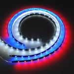 60cm 30 SMD LED Flexibel Neon Remsor Ljus Bil Van 12V Bilbelysning
