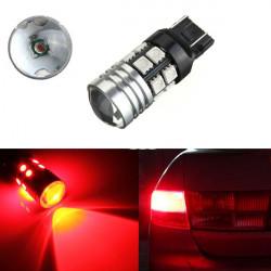 7443 CREE Q5 SMD Red Brake Tail Stop LED Light Bulb