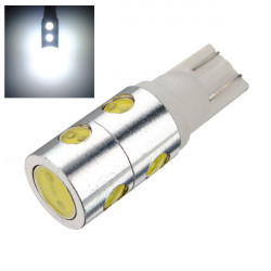 7 SMD T10 4W LED High Power Glühlampe Lampe 168 194 501 921 W5W 12V