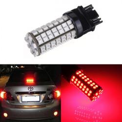 7W 3157 3156 Red SMD 96-LED Brake Stop Tail Ljus Bulb
