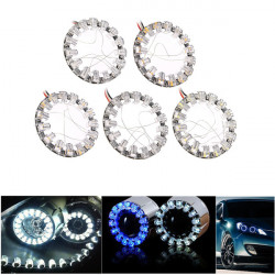 85mm High Power Super Bright COB Led Auto Engel Auge Ring Licht Scheinwerfer