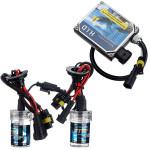 9006 10000K 35w Glödlampor HID Xenon Kit + Slim Blaster Set Bilbelysning