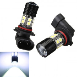 9006 / HB4 12SMD 5050+ CREE LED Bil Dimma Day Running Ljus Bulb