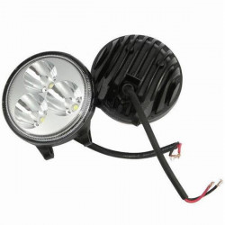 A pair Car Off Road LED Work Light 9W Refit Driving Lamp IP67 Fog Lamp
