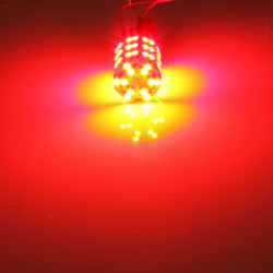 Auto LED Red Rear Turn Signal Light Stop Turn Signal 60 SMD Bulb