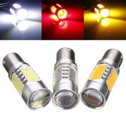 BA15S 1156 7,5 W Bil COB LED Blinkers Lampan