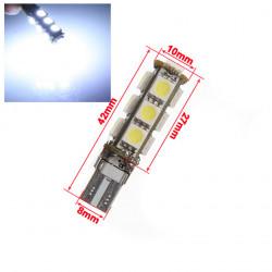 Canbus T10 194 168 W5W 5050 13 SMD LED Auto Seiten Keil Licht Weiß