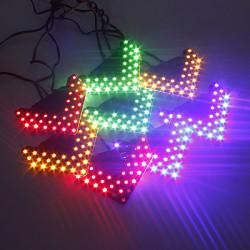 Auto 33 SMD LED Sequential Pfeile Seitenspiegel Blinker 12V
