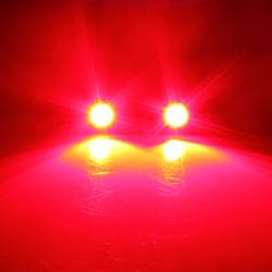 Auto 3W 18mm LED Eagle Eye Tageslauf DRLTail Unterstützungslicht