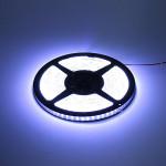 Auto 5M 600 LED 3528 wasserdichtes kühles Weiß flexible Streifen Licht 12V Autobeleuchtung