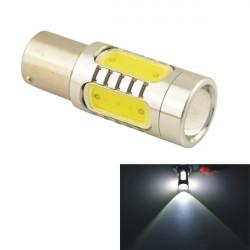 Auto Auto 1156 11W 5SMD LED Linse Rückseiten Endstück Signal Licht Lampen Weiß