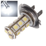 Auto H7 18 SMD LED Weiß Kopf Glühlampe Lampe New Autobeleuchtung