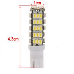 Car T10 W5W 501 168 194 Xenon 68 SMD LED Side Light Dash Bulb 12V