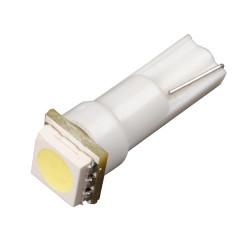 Car T5 5050 SMD Dashboard White LED bulbs light New