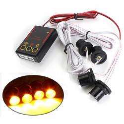 Auto LKW Strobe Notfallwarn Eagle Eye Scheinwerfer 4 LED