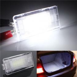 Fotutrymmet Bagageutrymmet Boot Handskfack LED-ljus för BMW E36 E39 E46
