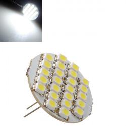 G4 1.5W 24 SMD LED RV Camper Marine Cabinet Spot Light Bulb 12V