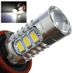 H11 CREE 7W 5630 LED Fog Light Bulb High Power Xenon White