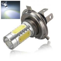 H4 9003 HB2 7,5 W Bil Tail Dimljus Driving LED-lampa Omgång Ljuss