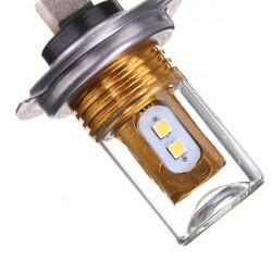 H7 10W Cree LED 6500K Pure Vit Strålkastare Dimljus DRL Bulb